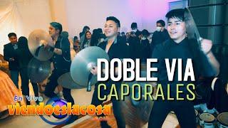 VIDEO: MIX CAPORALES EN VIVO