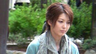 2014.4.28撮影 宙組公演「ベルサイユのばら」直前の入り(5月2日初日)