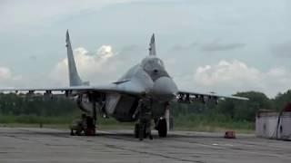 МиГ 29 Командир летает