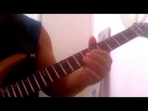Backing track (Am) Frank Aguilar guitarrista