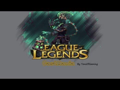 """  Castmania (League of Legends)   by MasterOfPapetz e 5erj EP036""""Casting terenas"""""""