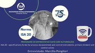 ISA 20 - Café Com Automação - Marcílio Pongitori