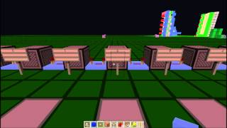Minecraft Happy Birthday NoteBlock Song Tutorial [HD]