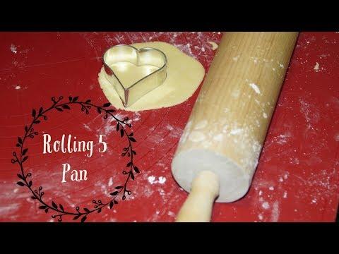 Rolling 5 Pan w Jessica Lee June Update!