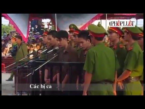 Clip: Toàn cảnh phiên xét xử vụ thảm sát ở Bình Phước