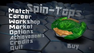 Video Spin Tops [Beyblade] - Special Move (Sonic Boom Effect) Android Gameplay [HD] download MP3, 3GP, MP4, WEBM, AVI, FLV Agustus 2018
