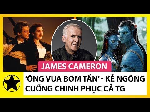 James Cameron – 'Ông Vua Của Những Bom Tấn' Và Kẻ Ngông Cuồng Chinh Phục Cả Thế Giới