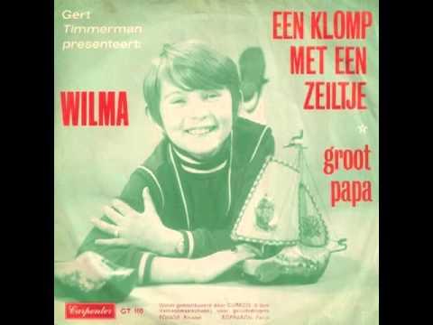 Wilma - Een Klomp Met Een Zeiltje