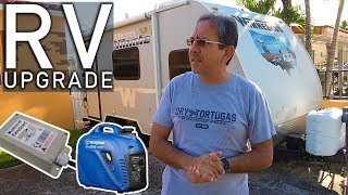 RV Upgrade: Installing Micro-Air EasyStart to run A/C with a Small Generator