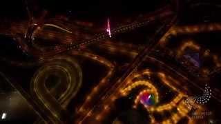 Baku Late Night Reflections - İşıq saçan Bakı gecələri