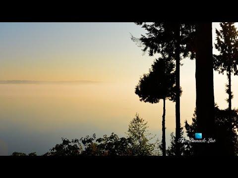 Drayton Harbor Sunrise Timelapse in Blaine, Washington