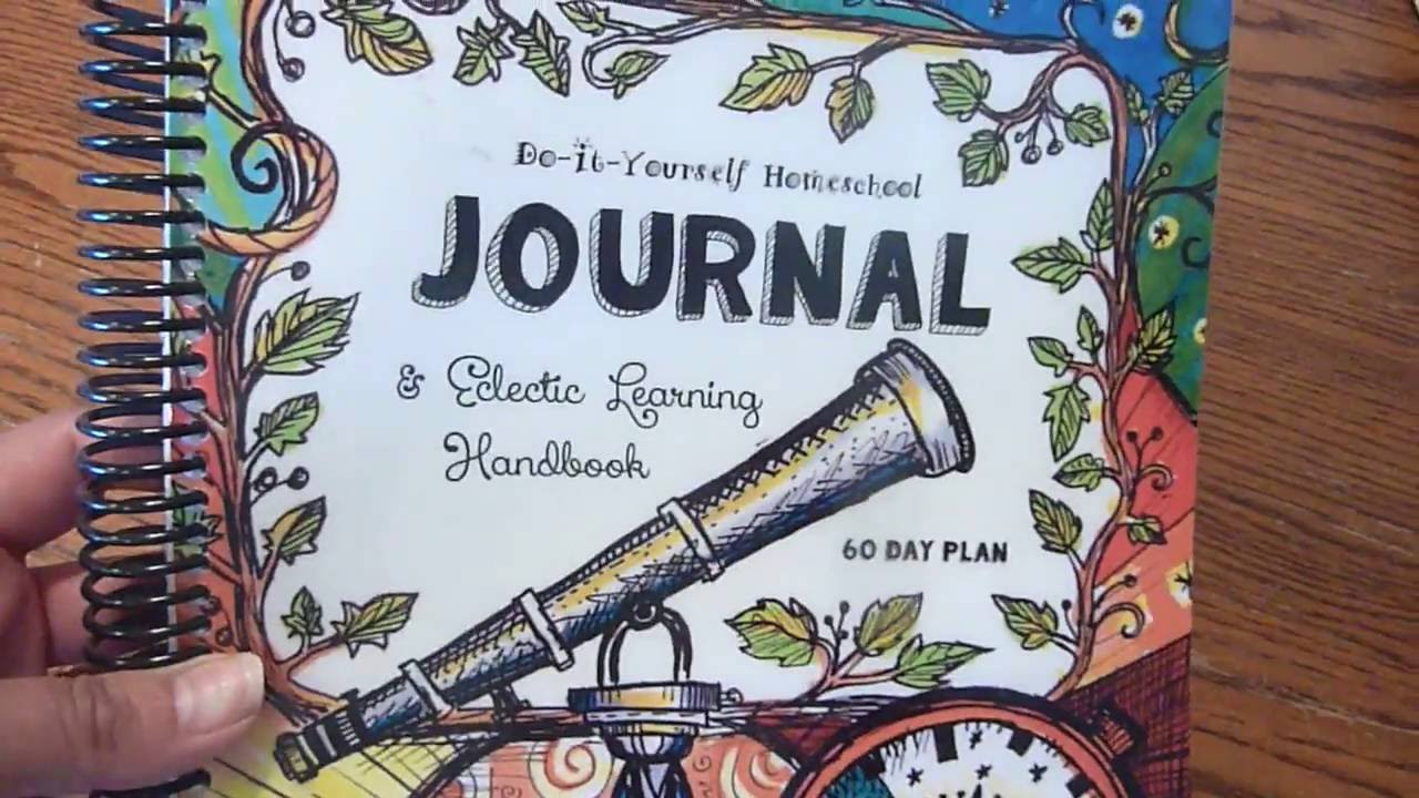 Do it yourself homeschool journal eclectic learning handbook do it yourself homeschool journal eclectic learning handbook solutioingenieria Image collections