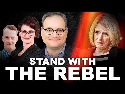 NDP government moves to SHUT DOWN The Rebel! Ezra Levant explains