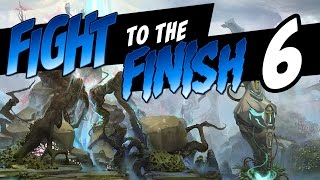 Dota 2 Fight to the Finish - Ep. 6