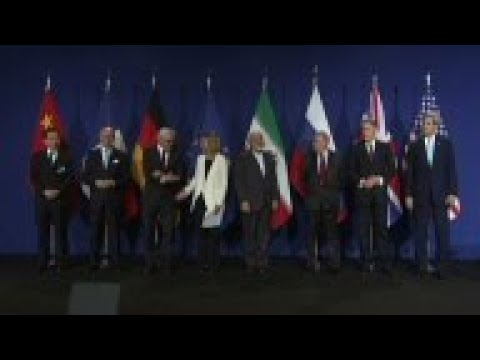 After marathon negotiations, the United States, Iran and five other world powers announced a deal Th