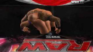 WWE RAW 2012 ultimate impact (Extreme moments).wmv