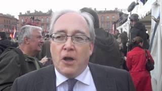 Christian Picquet meeting de Toulouse