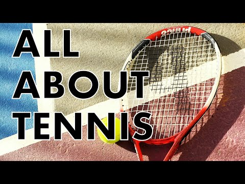 TENNIS, GAME PLAY, RULES.