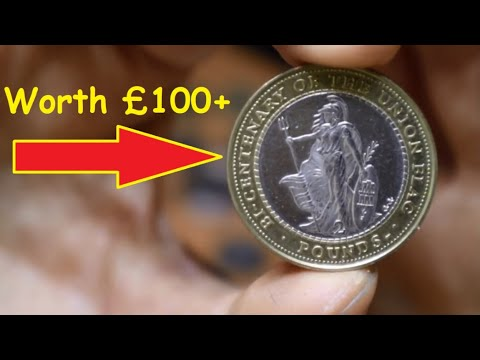 The Rarest £2 coins you may find!