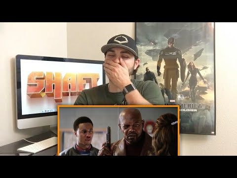 SHAFT (Red Band) Trailer #2 Reaction!