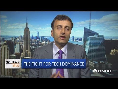 Morgan Stanley's Ruchir Sharma on US vs. China in the fight for tech dominance