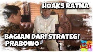 Strategi Rusia kah? Kebohongan Ratna Sarumpaet adalah bagian dari Strategi Kubu Prabowo-Sandiaga Uno