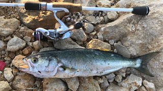 Lrf avında kullanılan sahteler, Light rock fishing lures