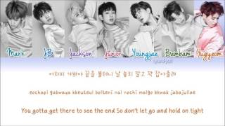 Got7 Fly Color Coded Han Rom Eng By Yankat