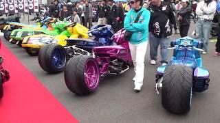 RAGE Vol,4-6 Custom Scooter Show