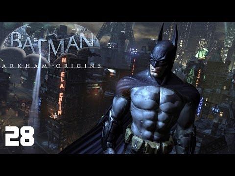 Batman Arkham Origins #028 - Die Gotham Merchants Bank [HD+][Let's Play Batman Arkham Origins]