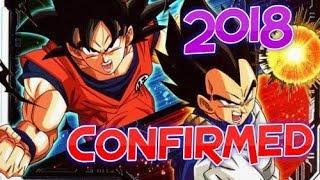 Dragon Ball Super 2018 Saiyan Movie CONFIRMED!!!! 20th Film - Official JUMP FESTA 2018 Details!