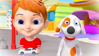 To Market To Market | Nursery Rhymes & Kids Songs by Little Treehouse