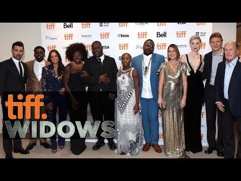 'Widows' TIFF Interview