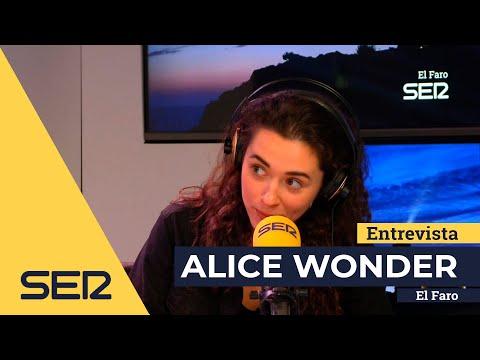 El Faro   Entrevista Alice Wonder   16/10/2018