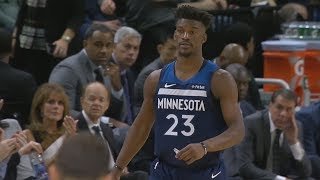 Jimmy Butler Booed in Return! Scores 33 Points! 2018-19 NBA Season