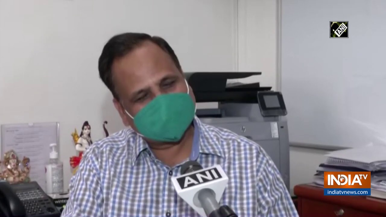 Source of many COVID patients remain unknown: Satyendar Jain on community spread