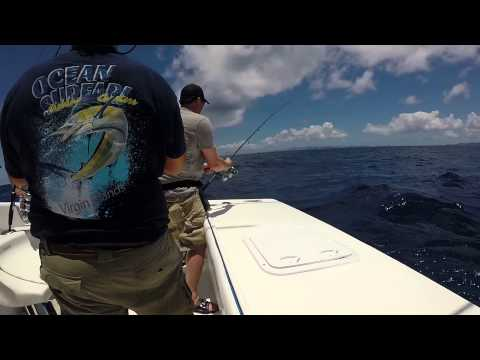 Fishing at St.Thomas US Virgin Islands 5/17/2014