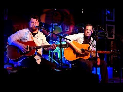 Damon Fowler & Albert Castiligia 2015 11 27 Boca Raton, Florida - The Funky Biscuit - Acoustic Set