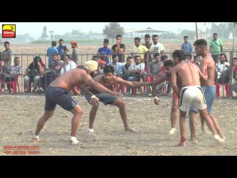 NIMAZIPUR (Shahkot)   KABADDI TOURNAMENT - 2015   OPEN   HD   Part 2nd.