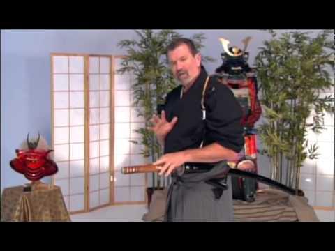 On Samurai Swords and Clothing - James Williams Sensei, Nami ryu