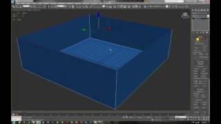 Como modelar una casa en 3d max Tutorial #1