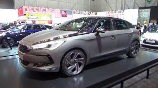 2016, Citroen DS5 Moon Dust, Geneva Motor Show 2015