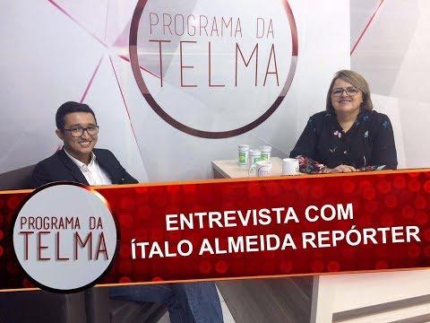 ENTREVISTA ÍTALO ALMEIDA