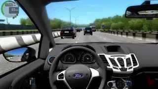 City Car Driving - Ford Fiesta Zetec S