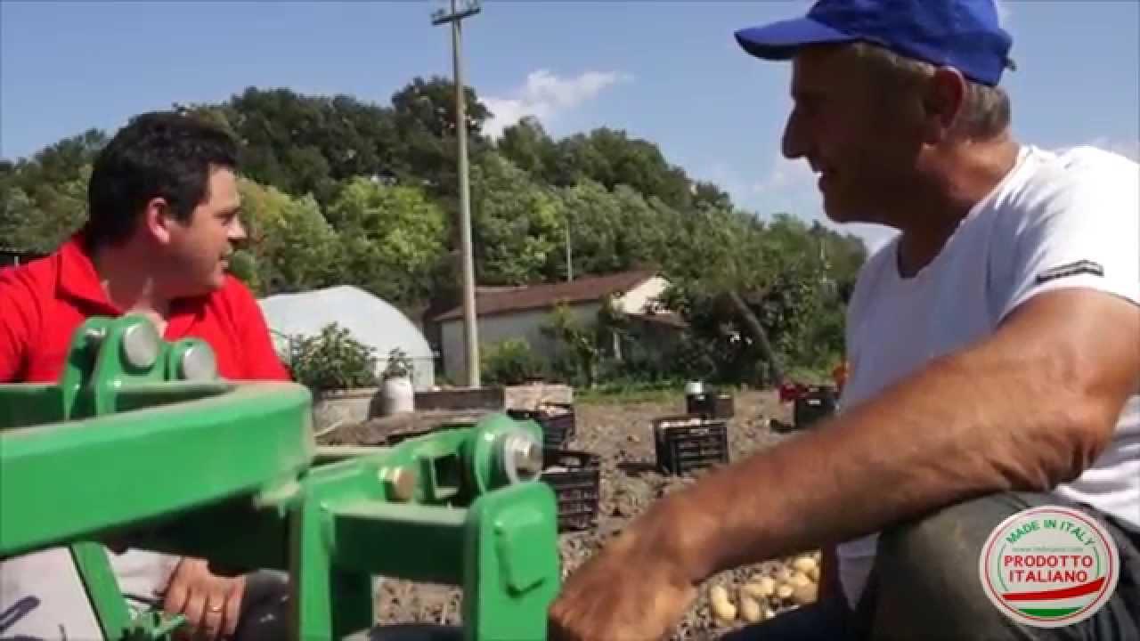 Imbriano macchine agricole presenta pachito macchina in for Di raimondo macchine agricole