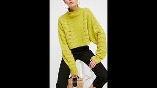 Вязание Спицами - Свитера и Пуловеры Спицами - 2019 / Sweaters and Pullovers with Knitting needles