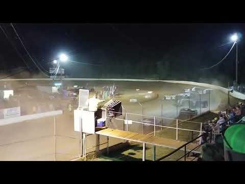 Lake Cumberland Speedway heat race 8/24/19