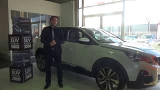 Présentation du I-cockpit sur le SUV Peugeot 3008 - Les tutos de Berbiguier