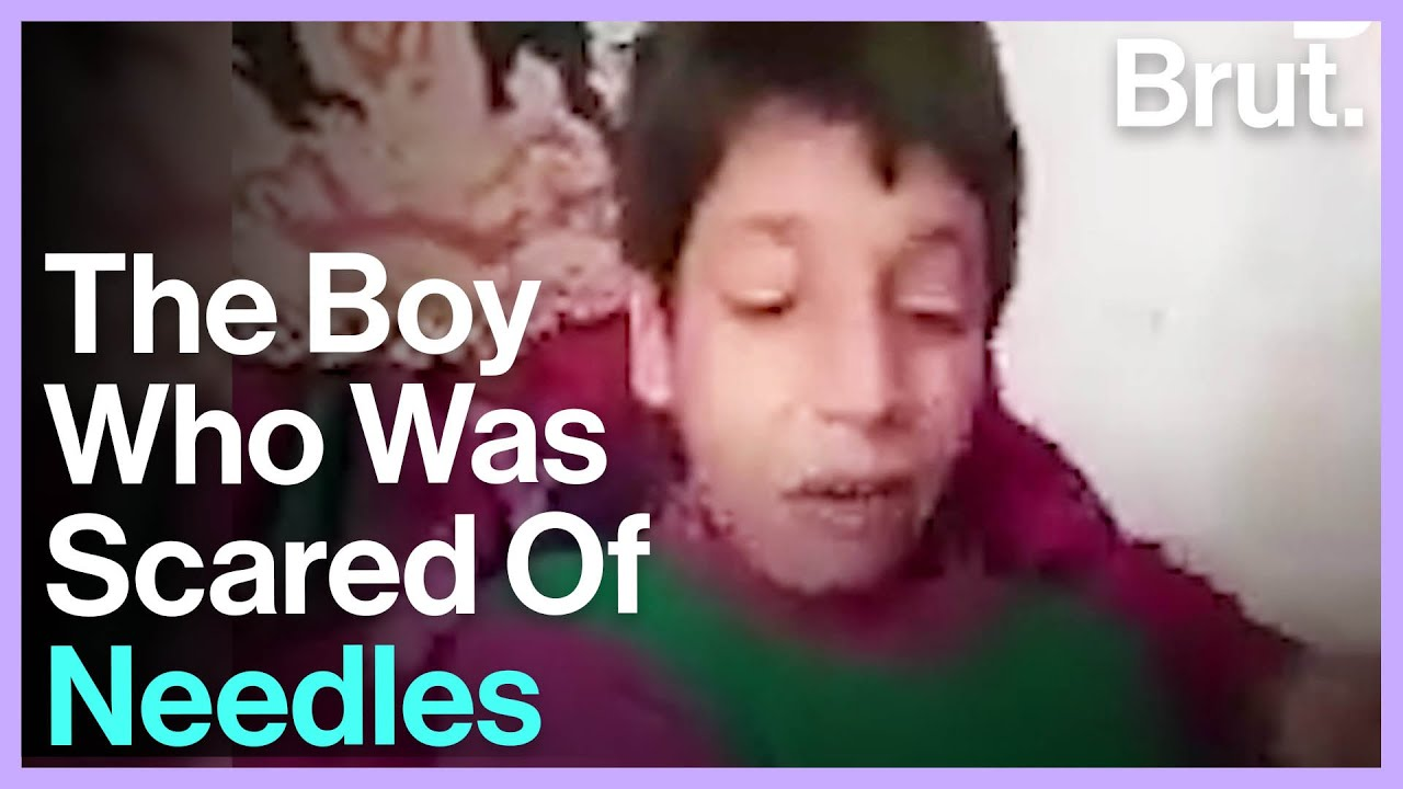 """Download """"Oh, mumumumumumaa!"""" The Boy Who Was Scared Of Needles"""