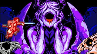 Bloodstained Curse of the Moon 2 - All Bosses (No Damage, SOLO, Hard, No Ultimate \u0026 Subweapons)